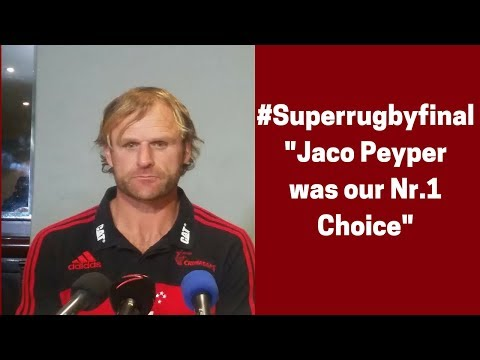 #Superrugbyfinal -