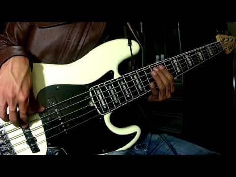 Naticongo - BAIXO COVER - Natiruts ( Video Rapido )
