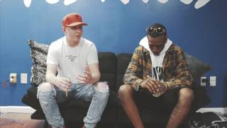 Ripp flamez interview w/ i'm from cleveland (part 1)