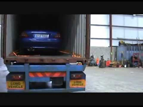 Car Shipping To Malaysia BMW 318i Merc C180K CLK200K SLK200 Hyundai SantaFe by Putra Venture Limited