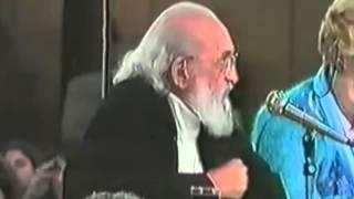Paulo Freire, conferencia en Buenos Aires, 6 de septiembre de 1993