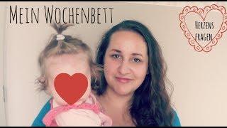 Mein Wochenbett: Plötzlich hast du kein Baby mehr im Bauch /HERZENSFRAGEN