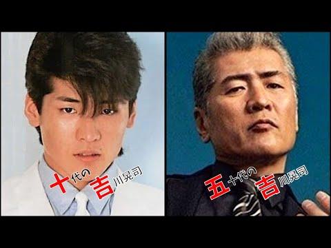 10代の吉川晃司 vs 50代の吉川晃司 - YouTube