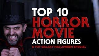 Top 10 Horror Movie Action Figures Halloween Special - List Show #76