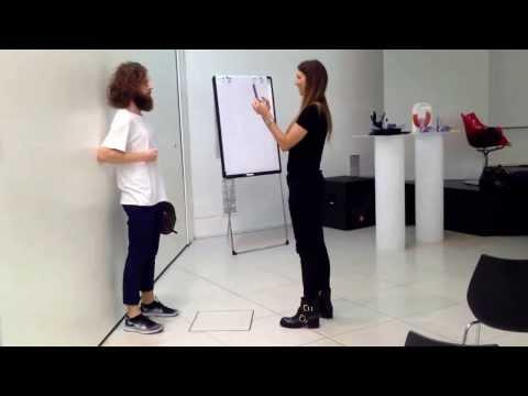 """Be Nice"" Hair Show Model Casting Milan"