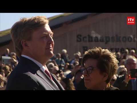 Daniel Lohues - Opening schaapskooi Bargerveen