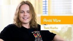 """UPplus: """"Sain semmoisen roolin kuin Matti Lintunen"""""""