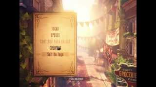 Bioshock Infinite - Menu do Jogo