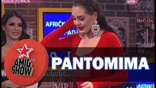 Pantomima - Pogodi zadrugara - Ami G Show S11 - E23