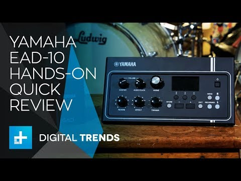 Yamaha EAD-10 - Hands On Quick Review