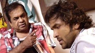 Doosukeltha Hilarious Comedy Scene || Brahmanandam And Vishnu Hilarious Comedy Scene
