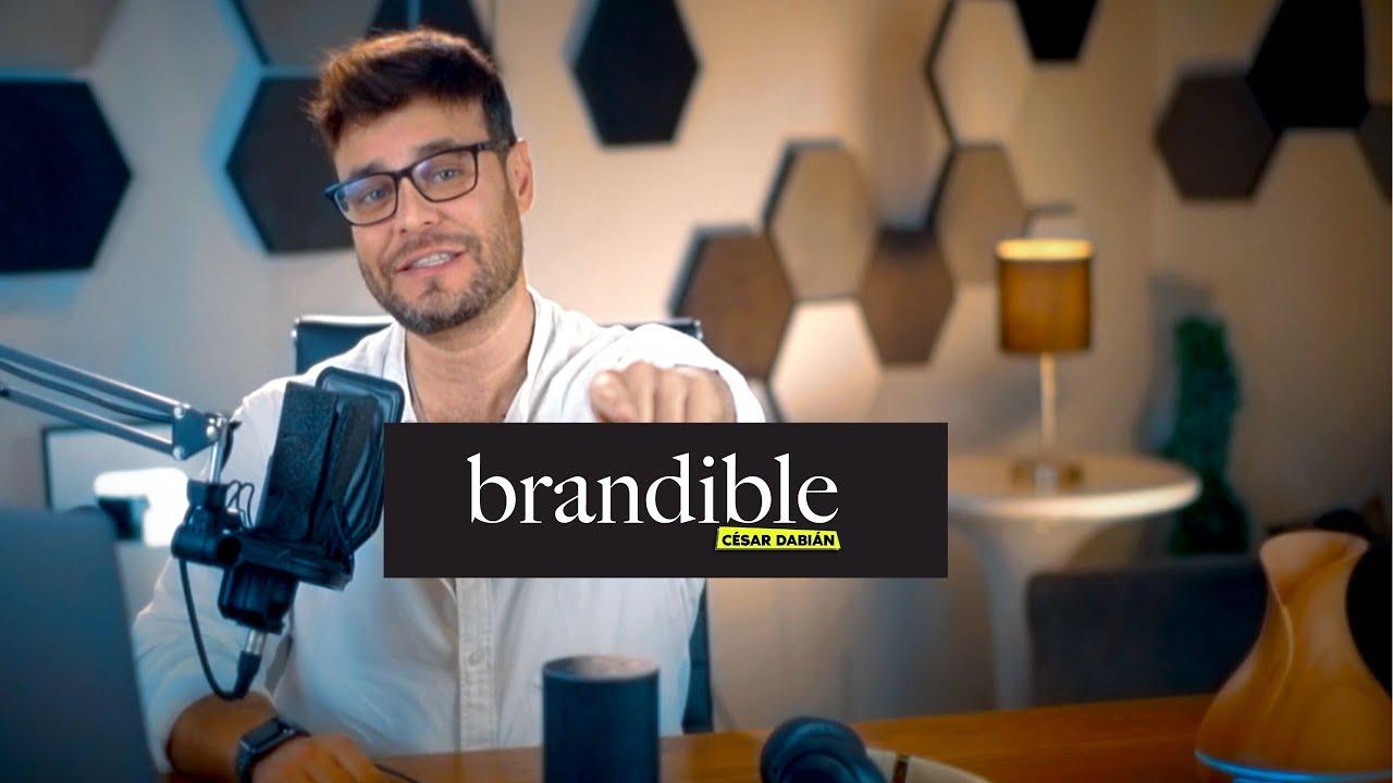 Analizo Tus Marcas Favoritas (Personales y Comerciales) - Tráiler Brandible