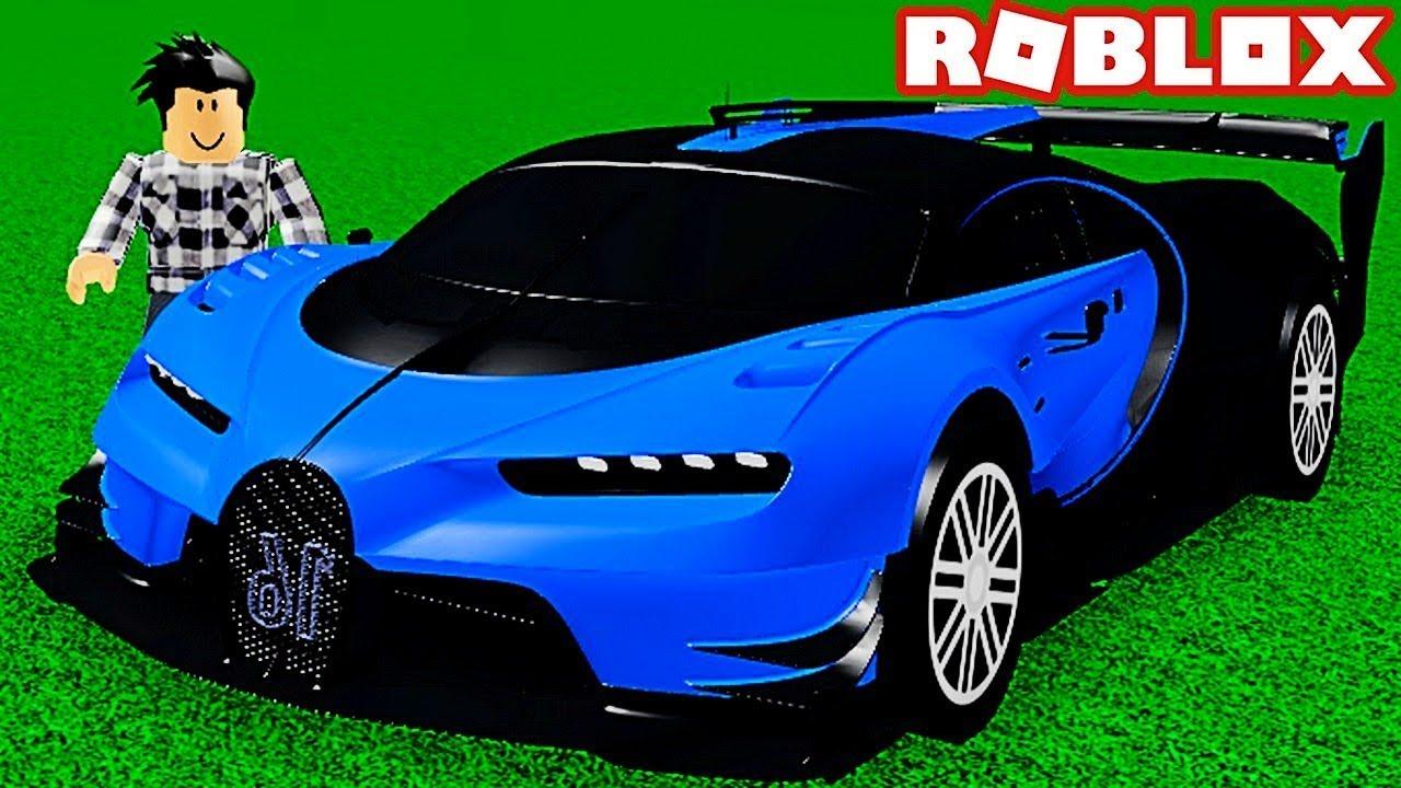 MA NOUVELLE VOITURE À 1,000,000 € !   Roblox