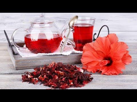 Чай КАРКАДЕ - полезные ЛЕЧЕБНЫЕ СВОЙСТВА, как правильно заваривать и пить