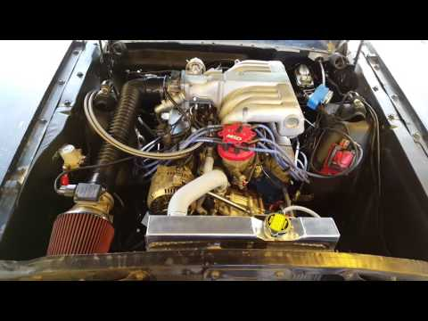 65 mustang efi swap conversion fuel injection 5 0 youtube78 Mustang V8 Wiring Harness #14