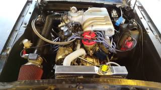 65 mustang efi swap conversion fuel injection 5.0