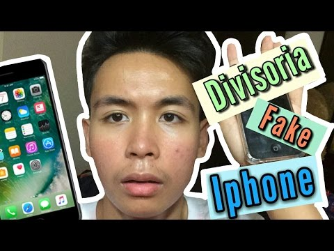 Thumbnail: Divisoria Iphone Replica/Fake Iphone | Epic Review | Worth it nga ba?