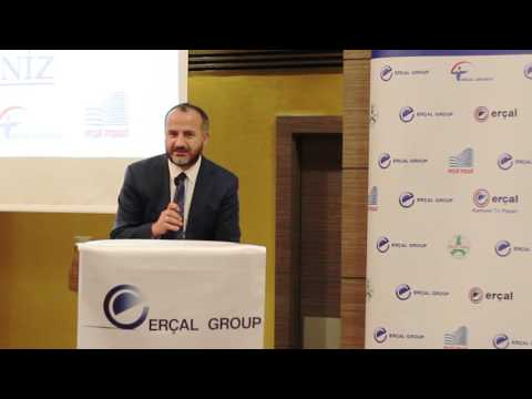 Erçal Group 2017 Yılı Kıdem Ödülleri Töreni (İstanbul)