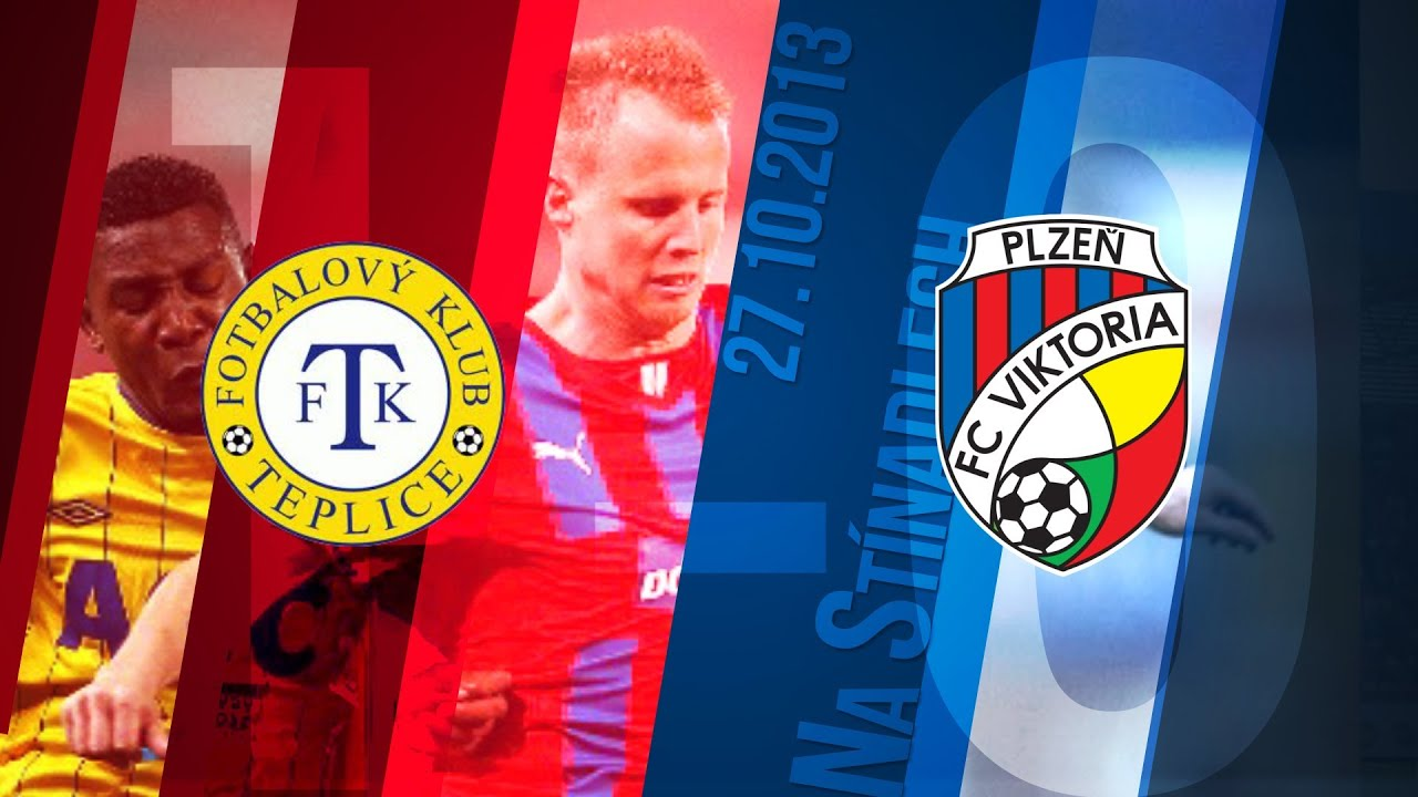Teplice – Plzeň Photo: FK Teplice - FC Viktoria Plzeň 1:0