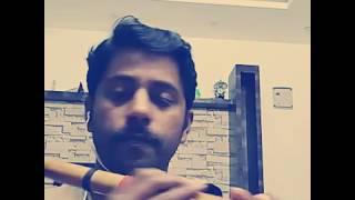 Ninna danigaagi - flute and vocal by Vivek PC and Shewtha Devanahalli