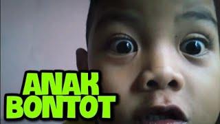 Anak Mbontot video lucu ngapak