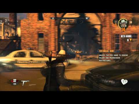 R.I.P.D.: The Game Gameplay Xbox 360