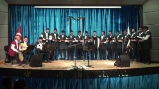 Muş Alparslan Üniversitesi 2017 Kutlu Doğum Haftası Konseri-Bir Gece Muhammed'e