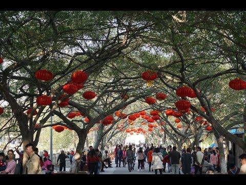Donghu Amusement Park - Yulin/China