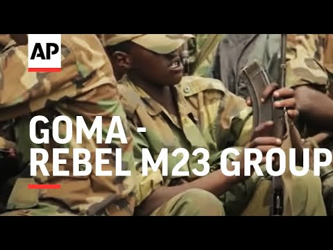 Rebel M23 group defies deadline to leave Goma