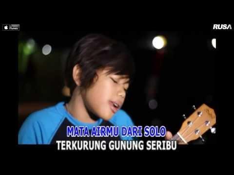Tegar - Bengawan Solo [Official Music Video]