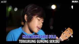 Tegar - Bengawan Solo [Official Music Video]