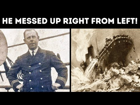 Titanic Could've Been Sunk by a Crew Member