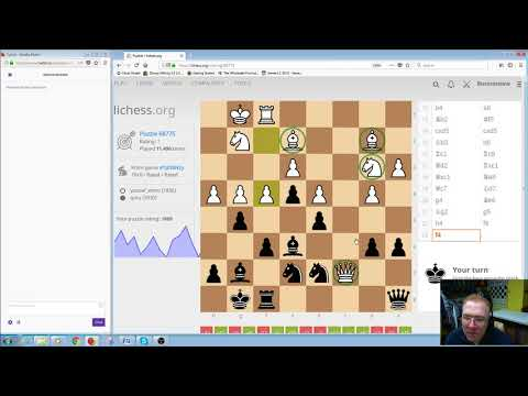 Chess Cruncher TV 12 4 2017