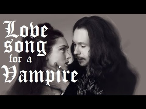 Nightcore - Love Song For A Vampire