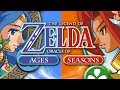 Oracle of Ages & Seasons Retrospective