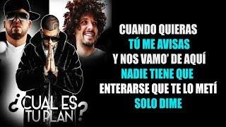 Cual Es Tu Plan Bad Bunny X PJ Sin Suela X ejo LETRA.mp3