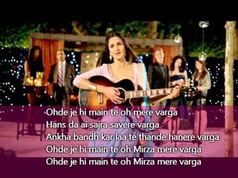 Heer Heer Full Song With Lyrics | Jab Tak Hai Jaan
