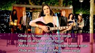 Heer Heer full song with Lyrics | Jab Tak Hai Jaan