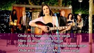 Heer Heer full song with Lyrics   Jab Tak Hai Jaan