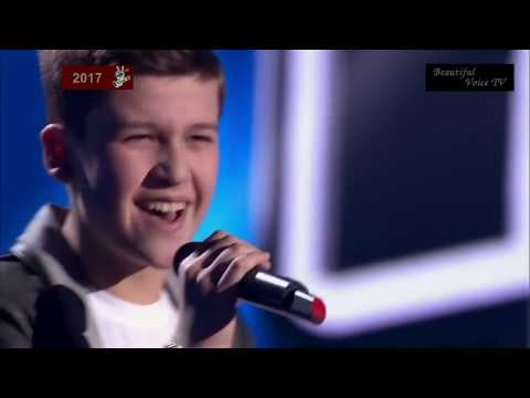 Fedor Amazing The Voice Kids Russia 2017