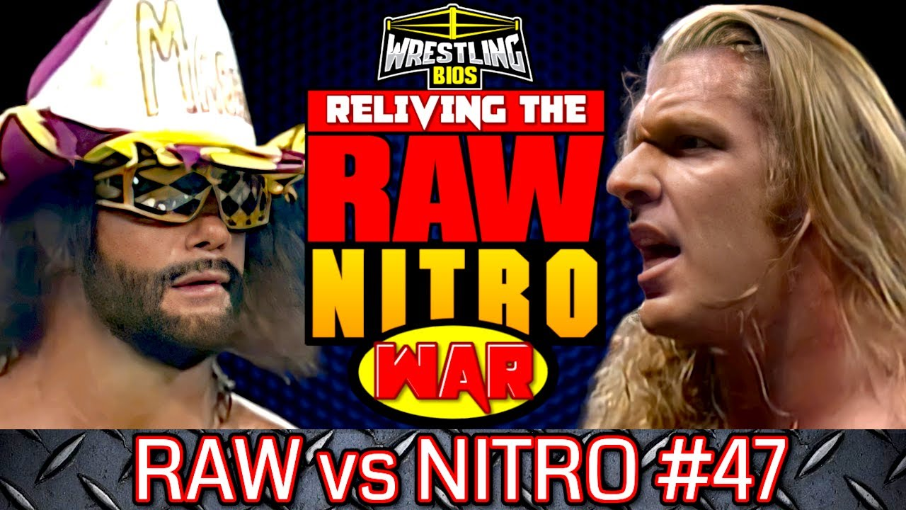 """Download Raw vs Nitro """"Reliving The War"""": Episode 47 - September 2nd 1996"""