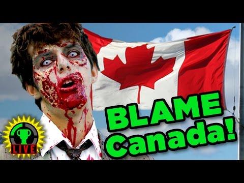 Worst Road Trip EVAR!  Death Road to Canada