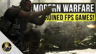 Modern Warfare has RUINED Other Shooters for me...