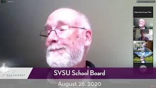 SVSU // 08/26/20