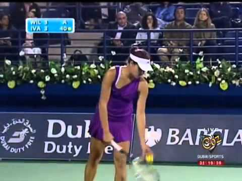 Ana Ivanovic Defeated Serena Williams in Australian Open 2014