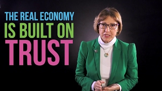 The Real Economy is Built on Trust