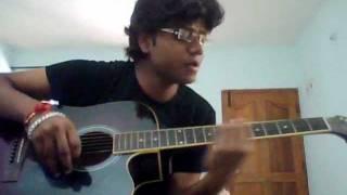 yaad aa raha hai tera pyar guitar by aditya(annu).....