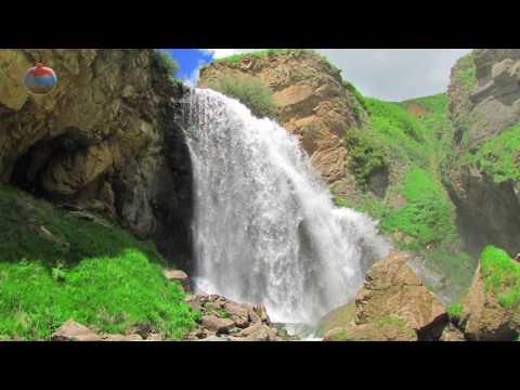 Трчкан - Самый высокий водопад в Армении