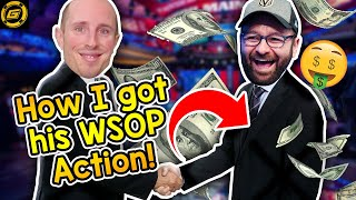 DANIEL NEGREANU WSOP 2019 ACTION | How I Got a BIG PIECE (Even though his website crashed...)