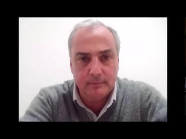 MASTER NEWS: Fiscal Martín Butti habló en Master FM 102.1 de América
